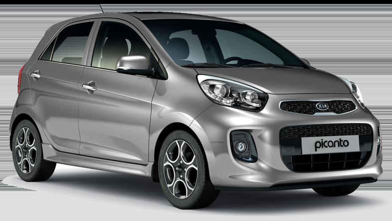 Kia Picanto - nur 129 € pro Woche für einen Mietwagen der Gruppe B auf Kreta.