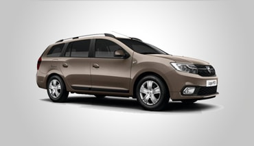 Brown family car for hire. Rent an economy car in Crete for a low price.
