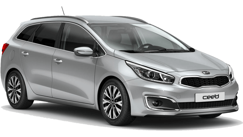 Kia Ceed for hire with air conditioning. Rent this car in Crete for an economy price.